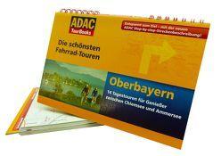 """ADAC TourBooks – Die schönsten Fahrrad-Touren – """"Oberbayern"""" von Irlinger,  Bernhard"""