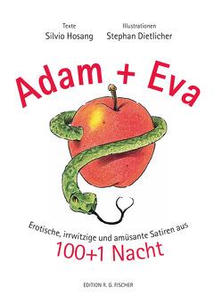 Adam + Eva von Dietlicher,  Stephan, Hosang,  Silvio