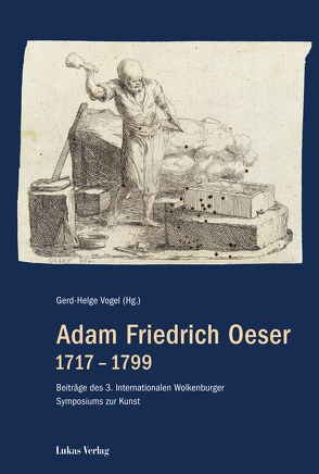 Adam Friedrich Oeser 1717–1799 von Vogel,  Gerd-Helge