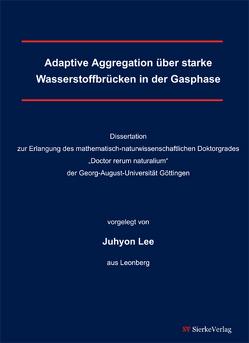 Adaptive Aggregation über starke Wasserstoffbrücken in der Gasphase von Lee,  Juhyon