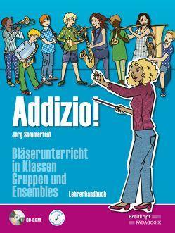 Addizio! Lehrerband von Sommerfeld,  Jörg