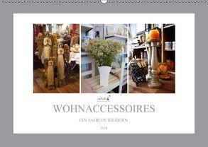 Adele Wohnaccessoires Ein Jahr in Bildern 2018 (Wandkalender 2018 DIN A2 quer) von Meutzner,  Dirk
