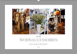 Adele Wohnaccessoires Ein Jahr in Bildern 2019 (Wandkalender 2019 DIN A2 quer) von Meutzner,  Dirk