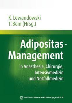 Adipositas-Management von Bein,  Thomas, Lewandowski,  Klaus