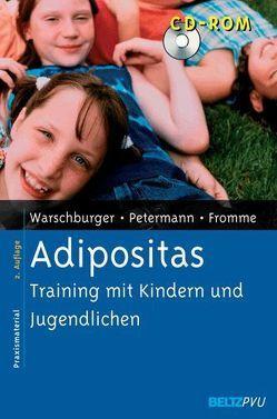 Adipositas von Fromme,  Carmen, Petermann,  Franz, Warschburger,  Petra, Wojtalla,  Nancy