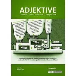 adjektive schreiben sprache verwenden texte gestalten von utte. Black Bedroom Furniture Sets. Home Design Ideas