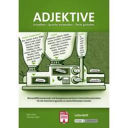 Adjektive Schreiben – Sprache verwenden – Texte gestalten von Utter,  Aline, Utter,  Thorsten, Verlag GmbH,  Krapp & Gutknecht