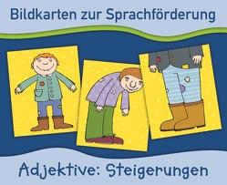 Adjektive: Steigerungen von Boretzki,  Anja