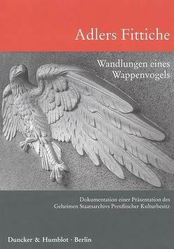 Adlers Fittiche. von Brandt-Salloum,  Christiane, Klauschenz,  Rita, Kloosterhuis,  Jürgen, Schwarzbach,  Christian