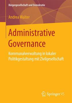 Administrative Governance von Walter,  Andrea