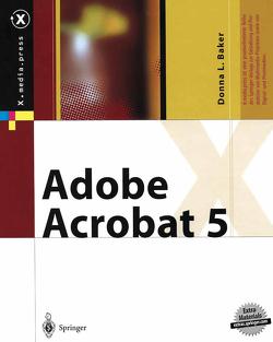 Adobe Acrobat 5 von Baker,  Donna L.