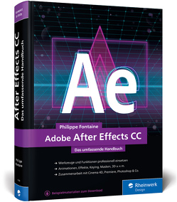 Adobe After Effects CC von Fontaine,  Philippe