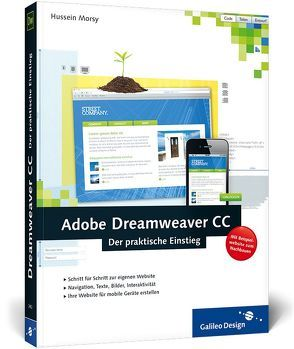 Adobe Dreamweaver CC von Morsy,  Hussein