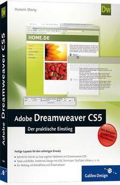 Adobe Dreamweaver CS5 von Morsy,  Hussein