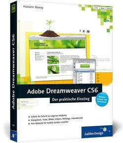 Adobe Dreamweaver CS6 von Morsy,  Hussein
