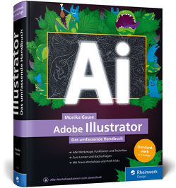 Adobe Illustrator CC von Gause,  Monika