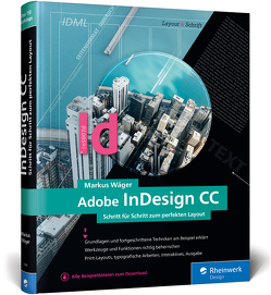 Adobe InDesign CC von Wäger,  Markus