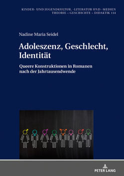 Adoleszenz, Geschlecht, Identität von Seidel,  Nadine