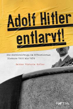 Adolf Hitler entlarvt von Tröger,  Lukas A.