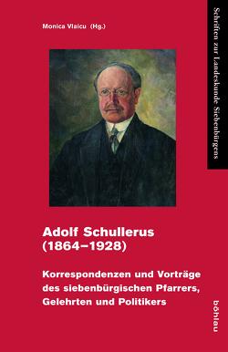Adolf Schullerus (1864-1928) von Vlaicu,  Monika