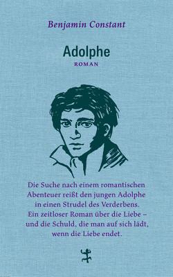 Adolphe von Constant,  Benjamin, Skwara,  Erich Wolfgang