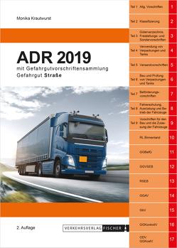 ADR 2019 – 2. Auflage von Krautwurst,  Monika