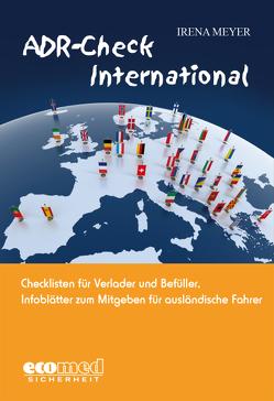 ADR-Check International von Meyer,  Irena