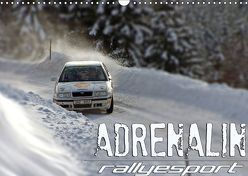 ADRENALIN RallyesportAT-Version (Wandkalender 2018 DIN A3 quer) von Schmutz,  Andreas