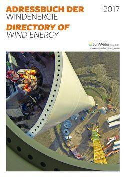 Adressbuch der Windenergie 2017