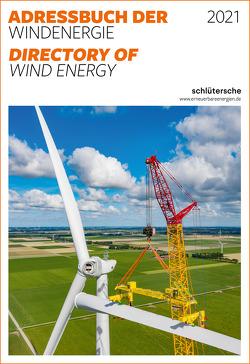 Adressbuch der Windenergie 2021