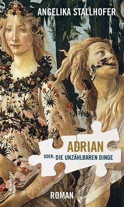 Adrian oder: Die unzählbaren Dinge von Stallhofer,  Angelika