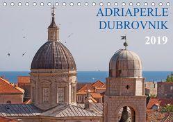 Adriaperle Dubrovnik (Tischkalender 2019 DIN A5 quer) von Braun,  Werner