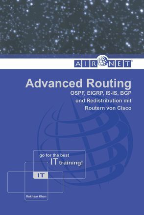Advanced Routing von Khan,  Rukhsar