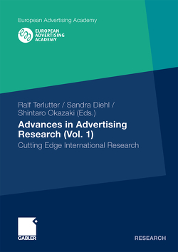 Advances in Advertising Research (Vol. 1) von Diehl,  Sandra, Okazaki,  Shintaro, Terlutter,  Ralf