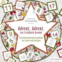 Advent, Advent, ein Lichtlein brennt von Bethge,  Christiane