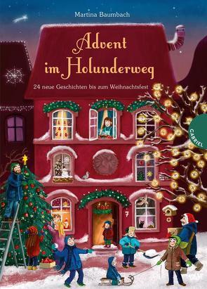 Advent im Holunderweg von Baumbach,  Martina, Körting,  Verena
