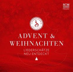 Advent & Weihnachten – Das Liederschatz-Projekt von Frey,  Albert, Kosse,  Lothar
