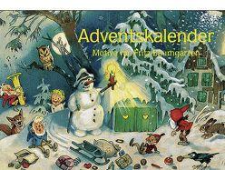 """Advents-Abreißkalender """"Nostalgie im Advent"""" von Baumgarten,  Fritz"""