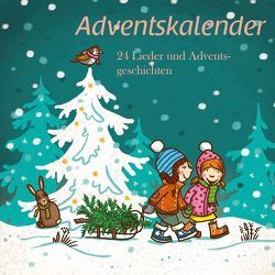 Adventskalender von Claus,  Andreas