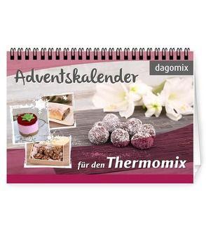 Adventskalender für den Thermomix von Dargewitz,  Andrea, Dargewitz,  Gabriele
