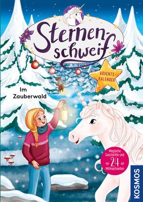 Adventskalender, Im Zauberwald von Chapman,  Linda, Kühler,  Anna-Lena