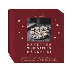 Adventskalender Nanettes Weihnachtsbäckerei