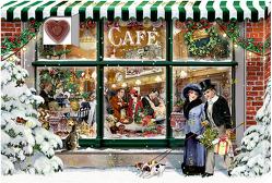 Adventskalender-Schokolade – 24 Süße Herzmomente im Advent von Behr,  Barbara
