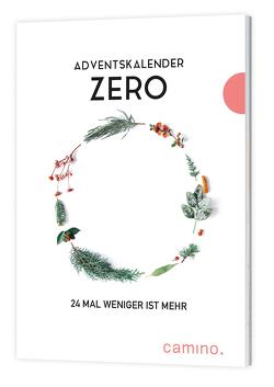 Adventskalender Zero von Verlag Katholisches Bibelwerk