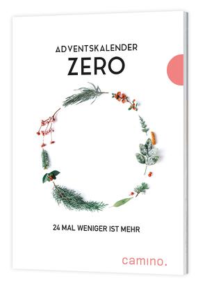 Adventskalender Zero von Redaktionsteam camino