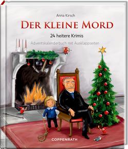 Adventskalenderbuch – Der kleine Mord von Kirsch,  Anna, Röckenhaus,  Kordula