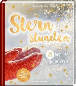 Adventskalenderbuch – Sternstunden von Buiting,  Hanna