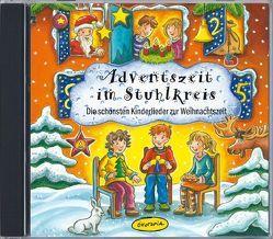 Adventszeit im Stuhlkreis (CD-Sampler) von Budde,  Pit, Hering,  Wolfgang, Kiwit,  Ralf, Kronfli,  Josephine, Lommatzsch,  Isolde, Lommatzsch,  Jens