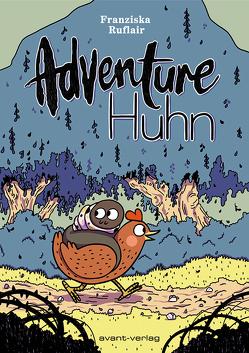Adventure Huhn von Ruflair,  Franziska
