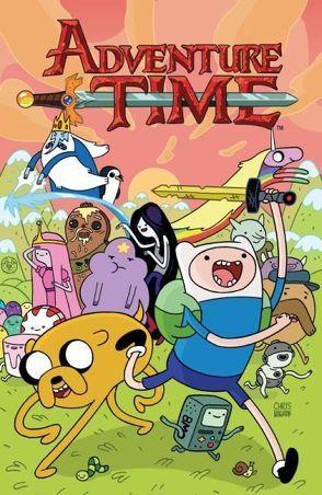 Adventure Time von Lamb,  Braden, North,  Ryan, Paroline,  Shelli